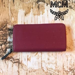 MCM Continental Wallet